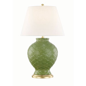 Demi Sage Table Lamp