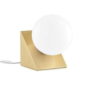Aspyn Antique Brass One-Light Table Lamp