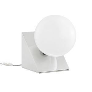 Aspyn Polished Nickel One-Light Table Lamp
