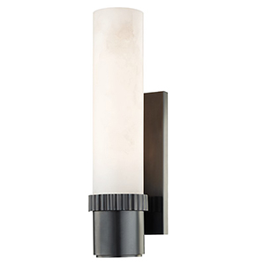Argon Old Bronze LED 4.5-Inch Wall Sconce