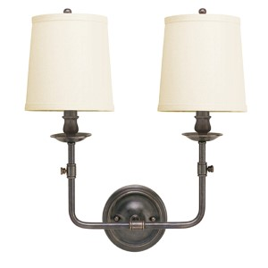 Logan Two-Light Wall Sconce