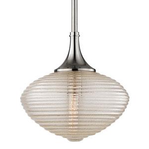 Knox Satin Nickel One-Light Pendant
