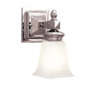 Cumberland One-Light Bath Fixture