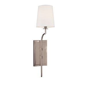 Glenford Antique Nickel Wall Sconce