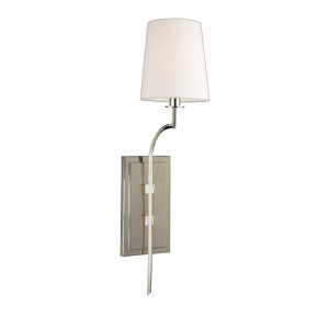 Glenford Polished Nickel Wall Sconce