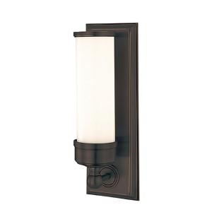 Everett Old Bronze One-Light Sconce
