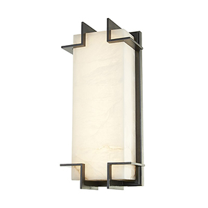 Delmar Old Bronze LED 6.5-Inch Wall Sconce