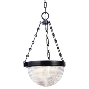Winfield Satin Nickel Two-Light Pendant