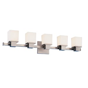 Milford Five-Light Bath Fixture