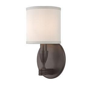 Bancroft Old Bronze One-Light Wall Sconce