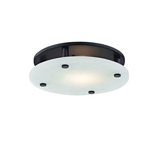 Croton Old Bronze 18-Light LED Flush Mount
