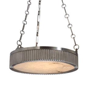 Lynden Antique Nickel Four-Light Pendant