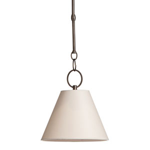 Altamont 12-Inch Historic Nickel Pendant