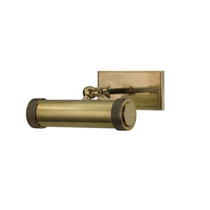 Ridgewood Aged Brass One-Light Picture Light