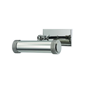 Ridgewood Polished Nickel One-Light Picture Light