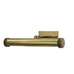 Ridgewood Aged Brass Two-Light Picture Light