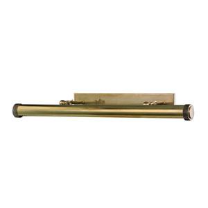 Ridgewood Aged Brass Four-Light Picture Light