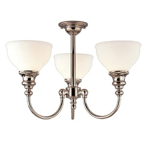 Sutton Semi Flush Ceiling Light