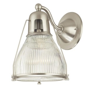 Haverhill Polished Nickel Wall Sconce