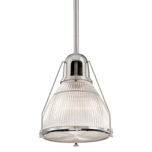 Haverhill Polished Nickel Mini Pendant