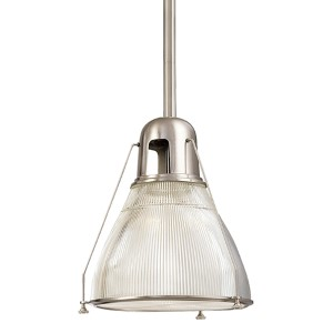 Haverhill Satin Nickel Mini Pendant