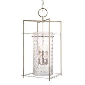 Esopus Polished Nickel Six-Light Pendant