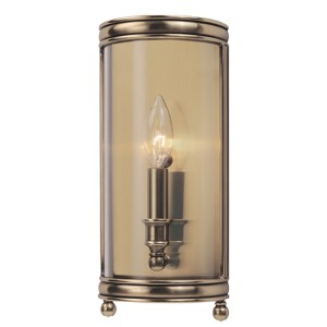 Larchmont Distressed Bronze Wall Sconce