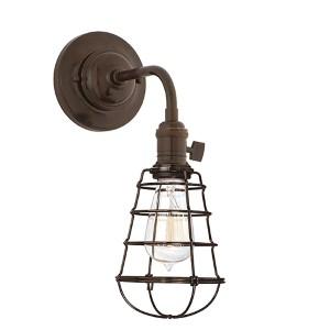 Heirloom Old Bronze One-Light Sconce