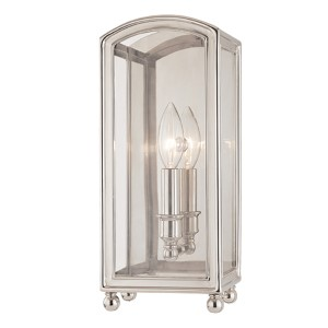 Millbrook Polished Nickel Wall Sconce