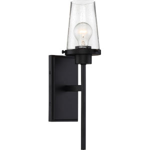 Rector Bronze One-Light Wall Sconce