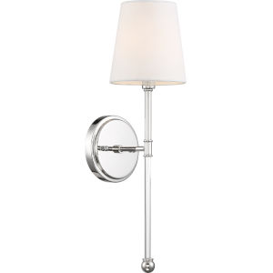 Olmsted Nickel One-Light Wall Sconce