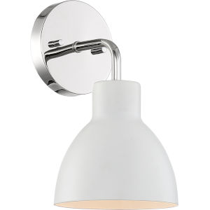 Sloan Nickel One-Light Vanity