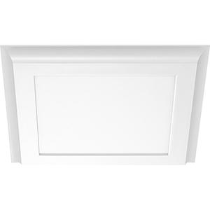 Blink Plus White LED 3000K 18Watt Flush Mount