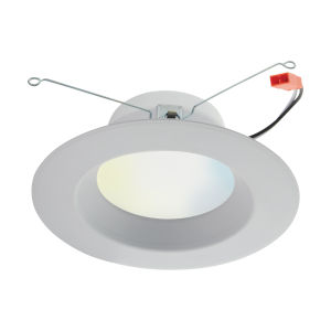 Starfish White 10W LED Recessed Downlight