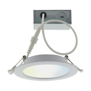 Starfish White 10W LED Direct Wire Downlight