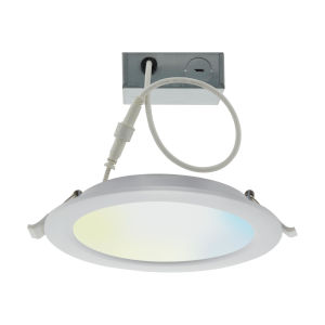 Starfish White 12W LED Direct Wire Downlight