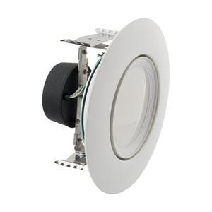 ColorQuick White 7-Inch LED Directional Retrofit Downlight