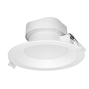 SATCO White LED Dimmable 4000K 9Watt Retrofit
