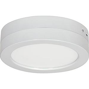 SATCO Blink White Seven-Inch Round Flush Module ONLY