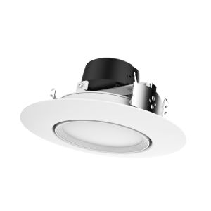 SATCO LED Retrofit Connector 13 Watt Fixture RetroFit Bulb with 2700K 800 Lumens 90 CRI and 90 Degrees Beam