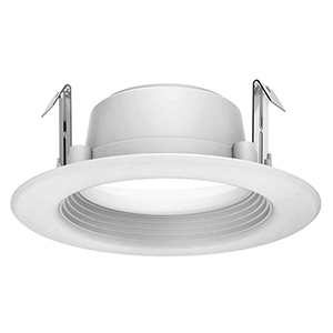 SATCO White LED Dimmable 2700K 8.5Watt 120V Retrofit