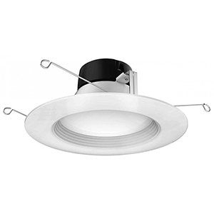 SATCO White LED Dimmable 3000K 10.5Watt 120V Retrofit