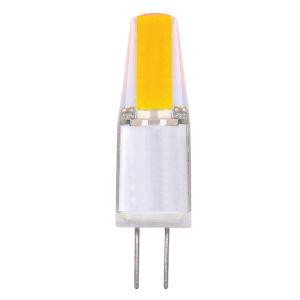 SATCO Clear LED T3 Bi 1.6 Watt MR LED Bulb with 3000K 200 Lumens 80 CRI and 360 Degrees Beam 12 Volt