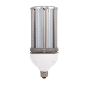 SATCO LED Medium LED 36 Watt HID Replacements Bulb with 2700K 4390 Lumens 80+ CRI and 300 Degrees Beam