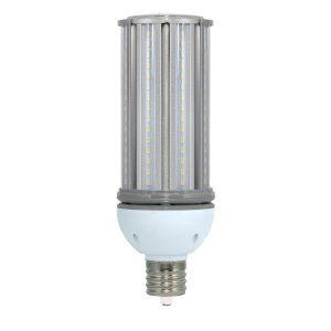 SATCO LED Mogul Extended 45 Watt HID Replacements Bulb with 4000K 5850 Lumens 80+ CRI and 300 Degrees Beam
