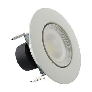 ColorQuick White LED Directional Retrofit Downlight, 7.5W