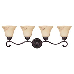 Anastasia Four-Light Bath Fixture