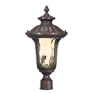 Beaumont Outdoor Post Mounted Lantern