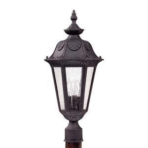 Cortland Large Outdoor Post Mounted Lantern
