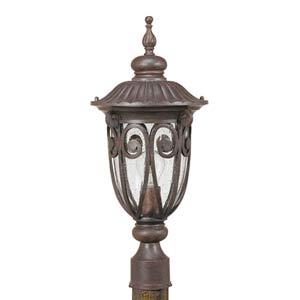 Corniche Outdoor Post Mounted Lantern